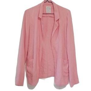Aritzia Talula Blush Pink Kent Blazer